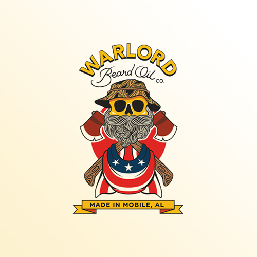 warlord beard oil after fx salon